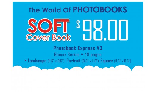 0623-98 Soft Cover Photobook